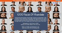 Preview of 1000faces.net